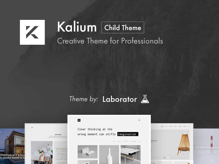 kalium child